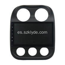 Android 7.1 Car Electronics para Jeep Compass