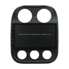 Android 7.1 Eletrônica de carro para Jeep Compass
