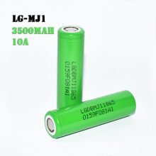 LG MJ1 3500mah Rechargeable 18650 Battery Cell