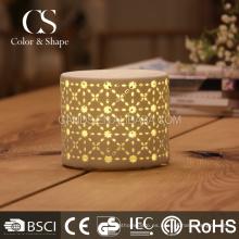 Bonito patrón de arte de regalo led lámpara de mesa al por mayor