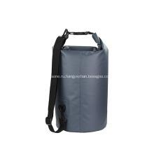 Спорт на открытом воздухе Водонепроницаемый 10L 500D ПВХ Прочный дайвинг сухой мешок