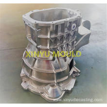 High Performance for Automobile Aluminum Parts Castings Automobile transmission housing component supply to Tuvalu Factory