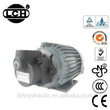 Motor da engrenagem 12v 60 rpm com motor de 24 volts e motor trifásico do carro elétrico