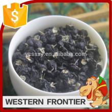Certified organic new crop health food black goji berry
