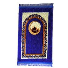 Islamic Prayer Rug Imitation Cashmere Prayer Rugs Carpet Muslim Prayer Mat