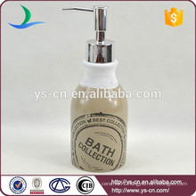 YSb40026-01-ld Ceramic foam soap dispense ceramic bathroom products