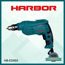 Hb-ED003 Puerto 2016 Venta caliente mini taladro eléctrico máquina de perforación eléctrica