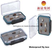 Waterproof Double Side Clear Fly Fishing Box