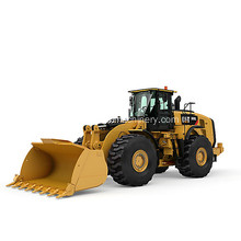 Cat Medium Wheel Loader CAT980L Dengan Keadaan Baru
