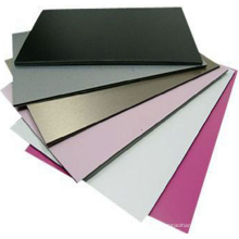 competitive price interior /exterior design cladding fireproof high quality aluminum composite panel manufacturer