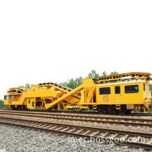 Ballast Cleaner for Medium and Heavy-duty Ballast Cleaning Operation of Railway Track Bed