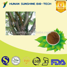 SunShine Free Sample of 25% white willow bark extract salicin for Anti-aging & Remove Horniness