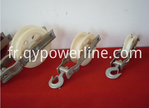 Stringing Equipment Earth Wire Stringing Pulley