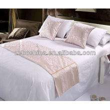 New arrival luxury direct factory made 4pcs hotel bed set