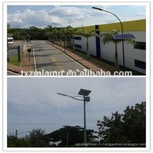 nouveaux panneaux de lumière / énergie menés par énergie solaire économiseuse d'énergie de l'énergie solaire YANGZHOU pour le réverbère