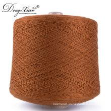 Cashmere pakistan hilado barato al por mayor 100% tejer hilado para tejer a mano suéter
