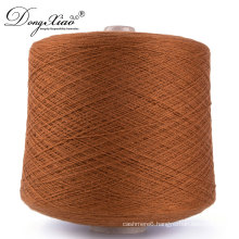 Cashmere yarn pakistan Cheap wholesale 100% knitting roving yarn for hand knitting sweater