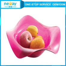 Neway New Design Plastic Fruit Plate