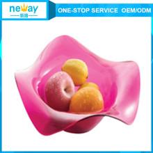 Neway New Design Plástico Prato De Frutas