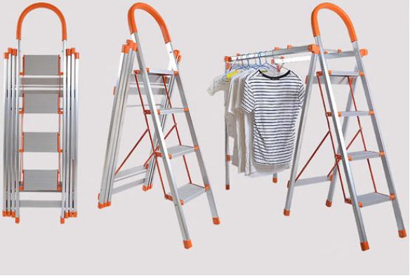 Household D Type Ladder