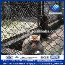 Großhandel billig verzinktem PVC Maschendrahtzaun für Tier Zaun Zoo Mesh (Hersteller)