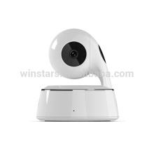 Câmera sem fio Wi-Fi sem fio IP, 1MP 720P Wireless Pan-Tilt IP Camera