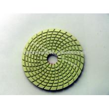 Almofada de polimento de diamante molhado para Grabite