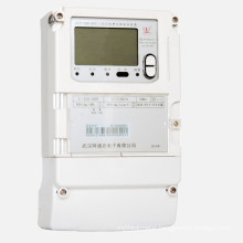 Three Phase Smart Electric Meter with Wireless Modem