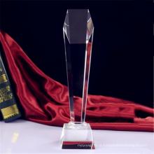 Prêmios personalizados do troféu dos campeões de cristal da Academia