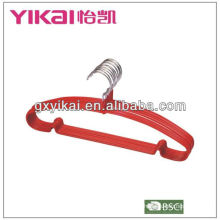 PVC durable metal wonder hangers for sell