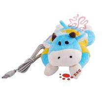 Brinquedo de Bracers de pelúcia USB Vaca