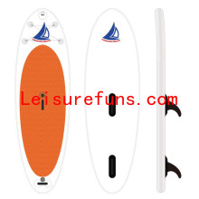 point de chute windsurf gonflable SUP
