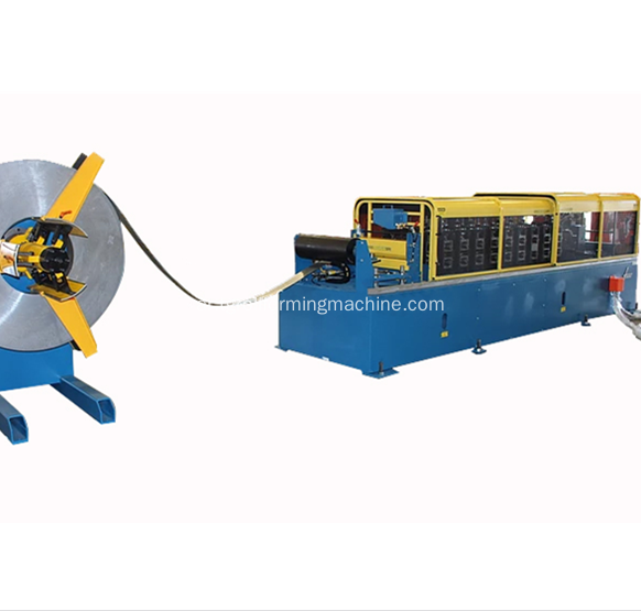 STUD AND TRUCK ROLL FORMING MACHINE