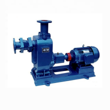 ZX series high suction head self priming centrifugal pump
