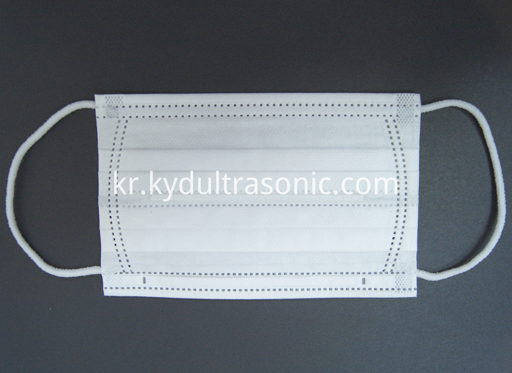 outside elastic mask