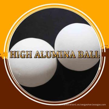 El precio bajo de alta calidad activó el tratamiento de agua del ballfor de la alúmina