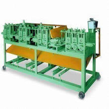 Wood or Bamboo Toothpick Production Line, Easy to Operate and Maintain