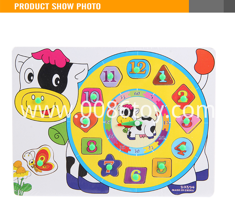 Hot Sale Kids Toy Puzzle Wooden