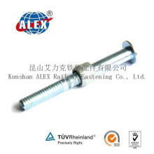 High Quanlity Carbon Steel Huck Bolt with Collar