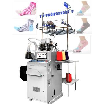 computerized 3.5 plain boat socks invisible socks ship sock machine price