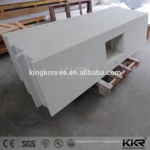 Comptoir de cuisine en marbre artificiel Royal et plan de travail de cuisine