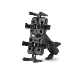 Universal Bicycle Handlebar Clip Stand For iPhone 8 7 5 SE Mount Bracket Bike