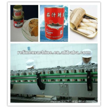 Canned salmon processing machine/fish processing machine
