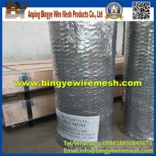 Precios galvanizados baratos del acoplamiento de alambre galvanizado del material de Gabion