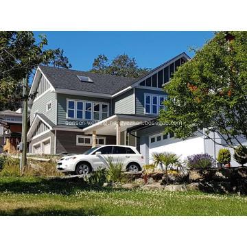 Hot Sale Luxury Prefab Steel Structure Villa