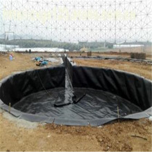 Virgin Material Smooth HDPE Geomembrane 1.0mm