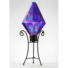 Vidro de diamante de mosaico que olha para o globo para jardins