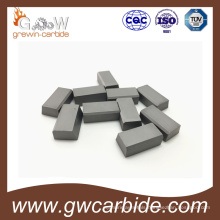 Tungsten Carbide Brazed Tips for Cutting