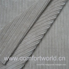 Corduroy With Bonding Fabric