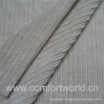 Corduroy With Bonding Fabric